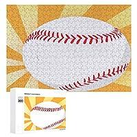 棒球 300ピースのパズル木製パズル大人の贈り物子供の誕生日プレゼント