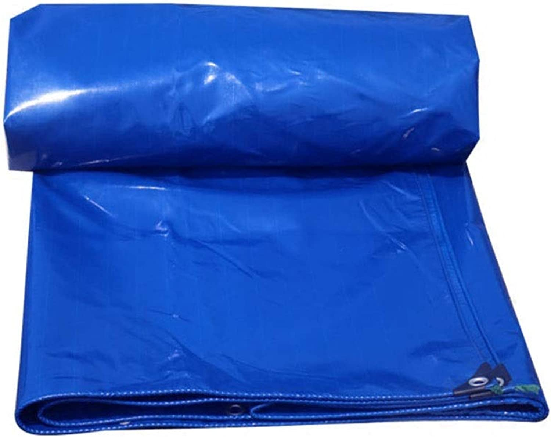 Truck Thickened Canvas Rainproof Tarpaulin Tricycle Waterproof Sunscreen Cloth Oxford Cloth Knife Scraping Cloth Rain Tarpaulin 550g   M2 (Size   1.5  2m)