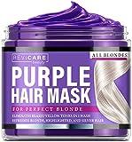 Purple Hair Mask - Made in USA Hair Toner...