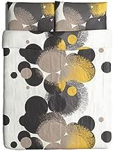IKEA Bolltistel Duvet Cover and Pillowcases, Full/Queen, Yellow