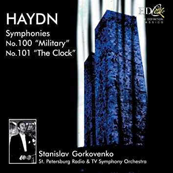 Symphony No.100 in G Major, Military; Symphony No.101 in D Major, The Clock