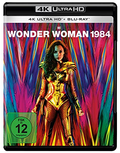 Wonder Woman 1984 (4K Ultra HD) (+ Blu-ray 2D)