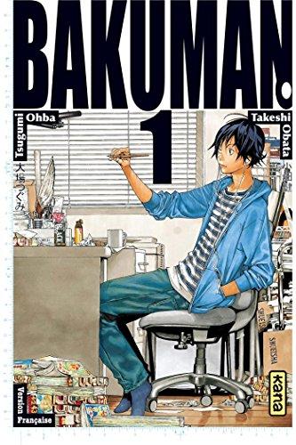 Bakuman - Tome 1 (Shonen)