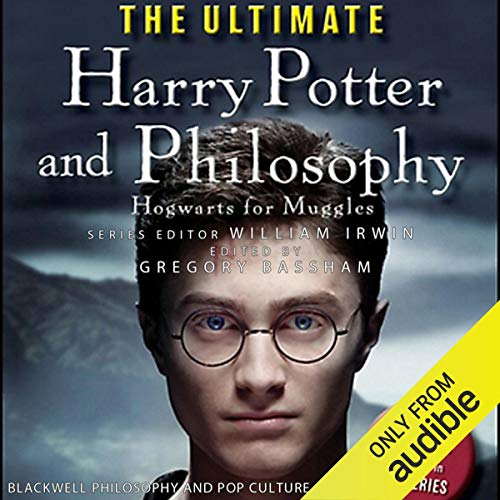 The Ultimate Harry Potter and Philosophy audiobook cover art