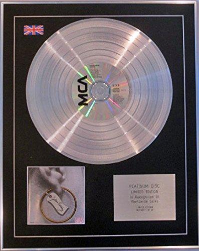 Golden Earring–Limited Edition CD Platinum Disc–Moontan