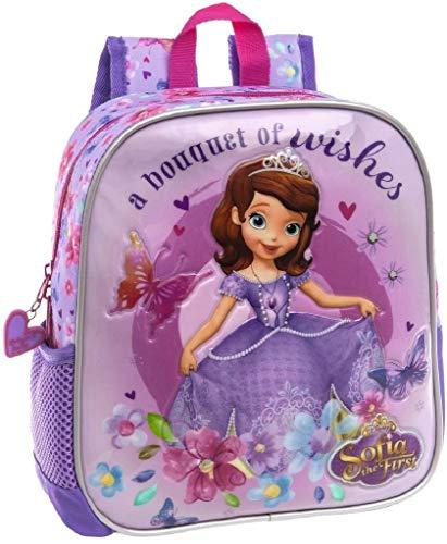 Disney 24120A1 Sofia Wishes Mochila Infantil, 5.75 Litros, Color Morado