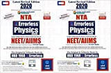 Errorless Physics for NEET/AIIMS Latest 2020 Edition as per Examination bt NTA Paperback, 2019