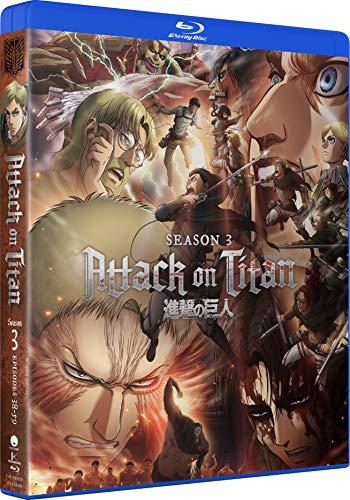 Attack on Titan - Complete Season 3...