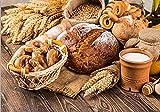 Lesign KüChenthema Leinwand GemäLde GemäLde Brot