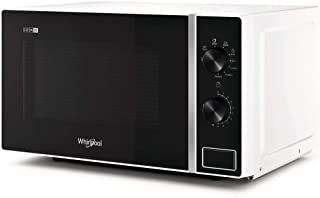 Whirlpool MWP 103 W Horno microondas Superficie plana Microondas con grill 20 L 700 W Blanco