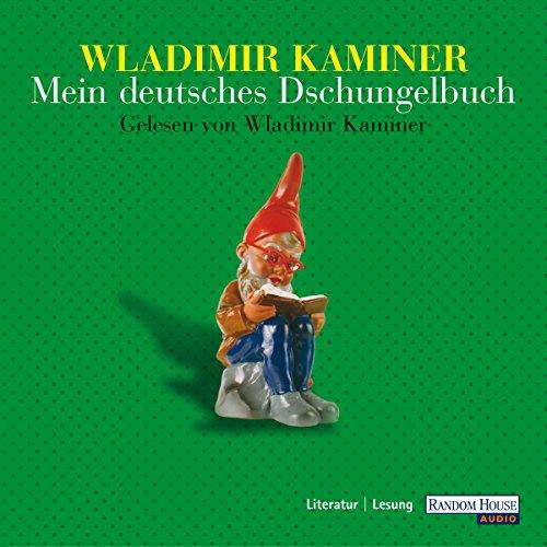 Mein deutsches Dschungelbuch Titelbild