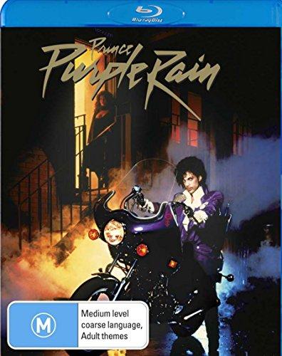 Purple Rain [Edizione: Australia] [Italia] [Blu-ray]
