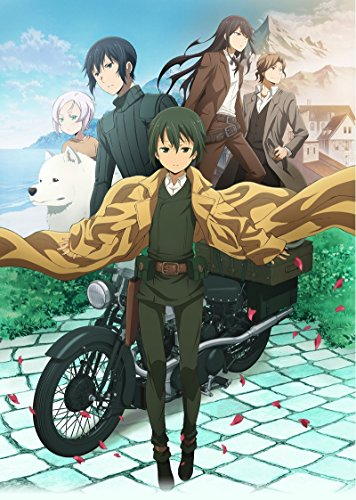 12' x 17' Kino no Tabi : The Beautiful World Anime Poster