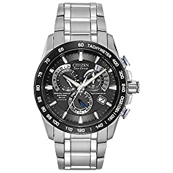 Citizen Men's AT4010-50E Perpetual Chrono A-T Watch Reviews