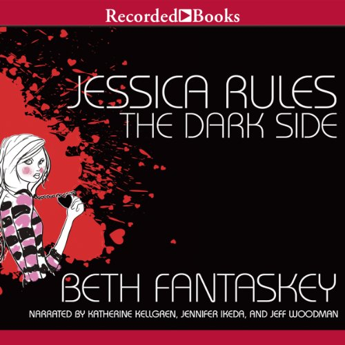 Jessica Rules the Dark Side audiobook cover art