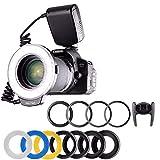 HAOXUAN Kamera-Ringlicht RF-550 Mit 48...