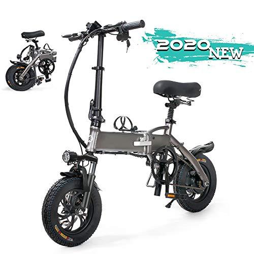 E-Bike City Bike Klapprad Elektrofahrrad Faltbares E-Bike für Erwachsene,Pedelec für Damen und Herren, mit Nabenmotor 350W, 48V, 8Ah, Praktisches E-City Bike