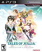 Tales of Xillia (Collector's Edition) - Playstation 3 (輸入版)