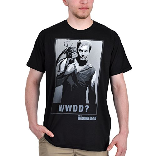 Tee shirt The Walking Dead - S