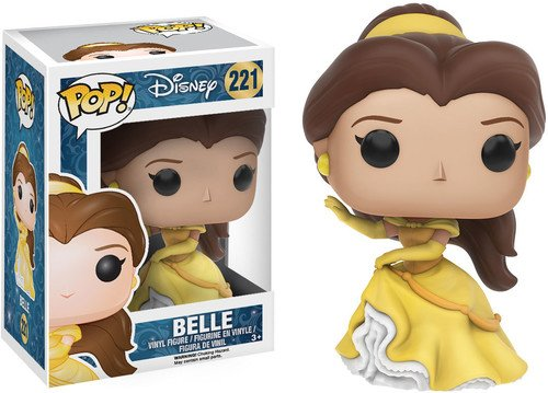 POP! Vinilo - Disney: Beauty & The Beast: Belle