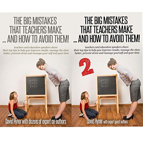 The Big Mistakes That Teachers Make and How to Avoid Them! (2 Book Series) audiobook cover art