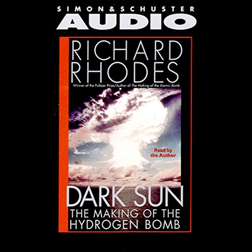 Dark Sun audiobook cover art