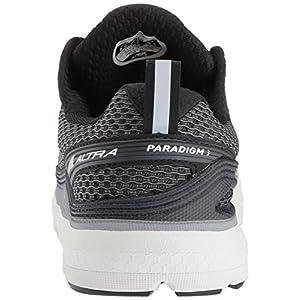 ALTRA Women's Paradigm 3 Running Shoe, Black, 6 B US