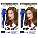 Clairol Root Touch-Up Permanent Hair Color, 6A Light Ash Brown, 2 Count