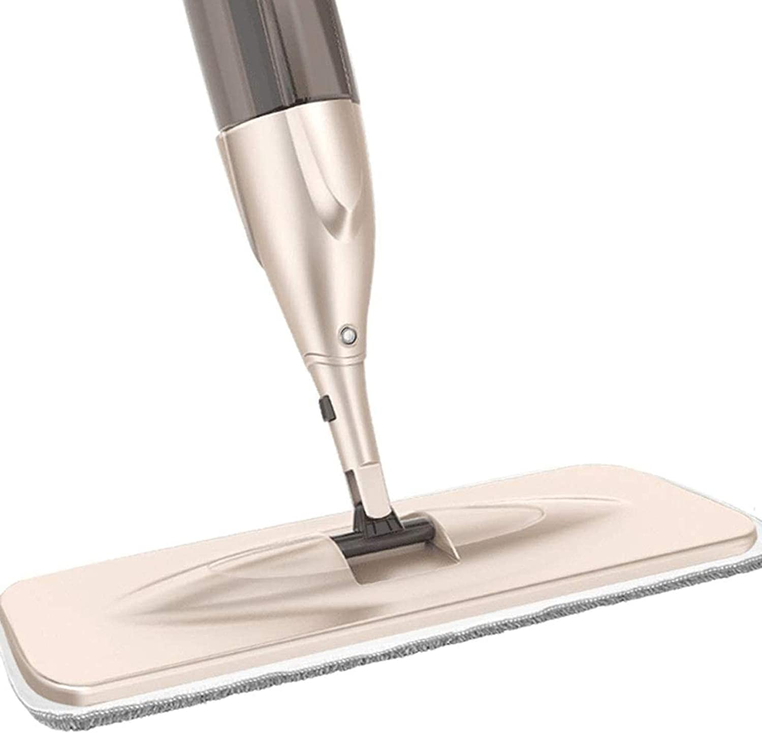 ZXCVBNN High quality new Special Campaign Microfibre Spray Mop Wet Broom Vacuum Cleaner for Hard