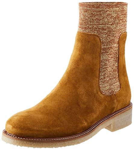 Bensimon Boots Chaussette Essie Femme,COGNAC , 38 EU