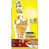 Fraiskies - Gato para Adulto de Buey, Pollo y Verduras, 7,5 kg