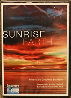 Sunrise Earth: America's Greatest (Greatest Hits East, Greatest Hits West) Discovery Channel
