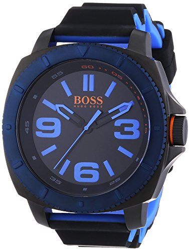 Boss Orange Sao Paulo 1513108 Mens Wristwatch Solid Case