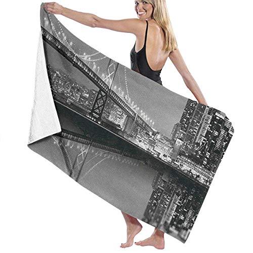 Gebrb Prämie Duschtücher/Badetücher,Strandtücher,Camping Towel, Gym Towel, Sports Towel, Swimming Towel 31