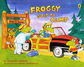Best froggy goes to camp activities Reviews