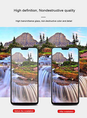 TenYll Kamera schutzfolie für Huawei Y6 Pro 2019, Hochauflösender Kamera Flexible Panzerglas Schutzfolie, Huawei Y6 Pro 2019 Schutz Kamera Linse [3 stück] - 2