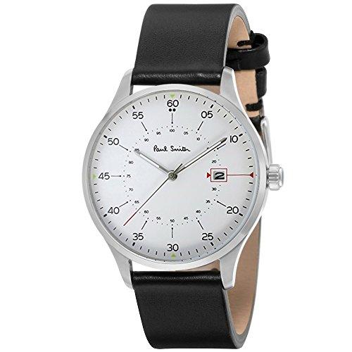 ポールスミス ゲージ GAUGE クオーツ メンズ 腕時計 P10072 ホワイト [並行輸入品]