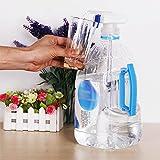 trillycoler eléctrico automático de zumo de dispensador de bebidas bebida paja agua grifo de cerveza divisor