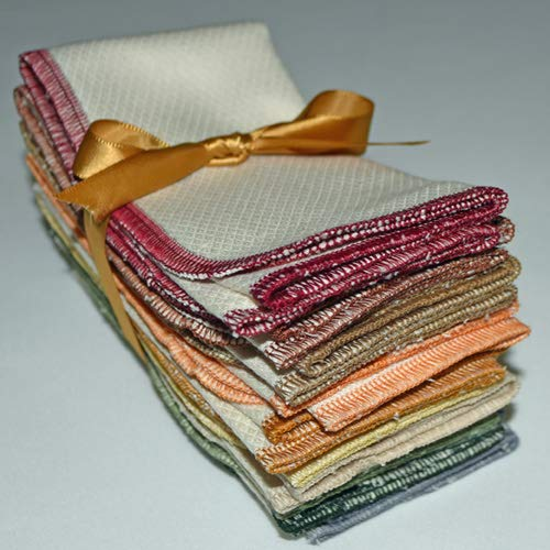 Louisville-Jefferson County Over item handling Mall 1 Ply Organic Cotton Paperless Towels 14x14 10 of Inches Org Set