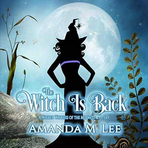 The Witch Is Back Audiobook By Amanda M. Lee cover art