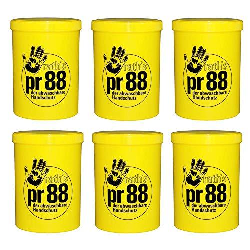 RATH Handschutzcreme pr 88 Paket - 6 x 1 Ltr.