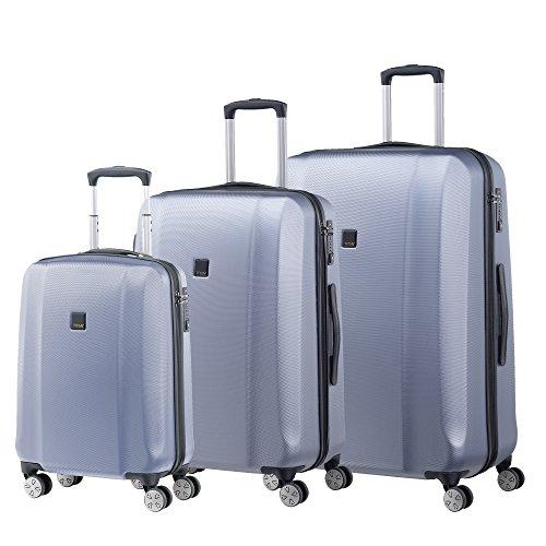 Titan Maletas y trolleys, 53 cm, 36 L, Azul