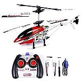 Helicóptero 3.5 canales con resistencia a los accidentes y control remoto de gyro E Hobby al aire libre Hobby Mini Hojas voladoras Reemplazar Incluido Plane Plane Gifts Adolescentes Niños Niñas Adulto