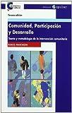 Comunidad, participación y desarrollo: Teoría y metodología (Promoción cultural)