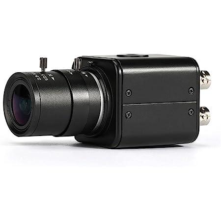 SDTNOVA HD SDI Camera, 2 MP 1080P HD Digital CCTV Security Camera, 1/2.8 High Sensitivity Sensor CMOS with 2.8-12mm Manual Varifocal HD 3MP Lens,DC12V 1A Power Adapter free by click below Extra Saving