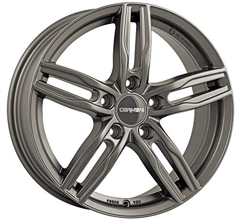 CARMANI 14 Paul hyper gun 7x16 ET39 5.00x112 Hub Bore 66.60 mm - Alu felgen