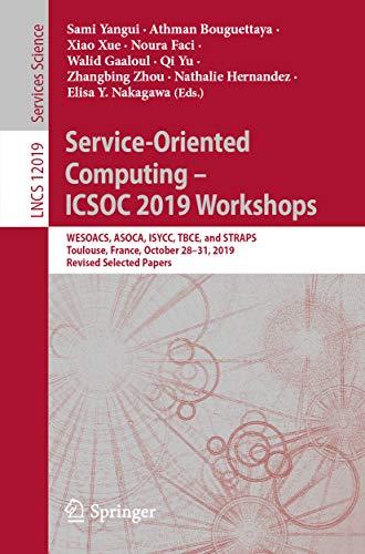 Service-Oriented Computing – ICSOC...
