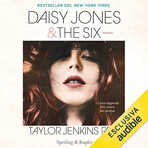 Daisy Jones & The Six copertina