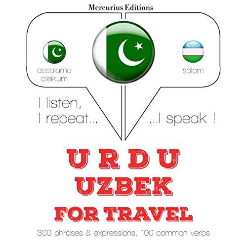 Urdu – Uzbek. For travel  By  cover art