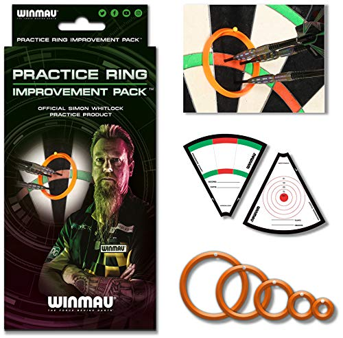 WINMAU Practice Rings-Trainingsringe Simon Whitlock 8415
